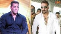 Sanjay Dutt vs Salman Khan _ Bollywood News