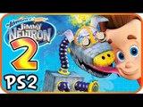 Jimmy Neutron Boy Genius Walkthrough Part 2 (PS2, Gamecube) Level 2 - Jimmy's House