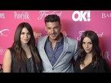 Jax Taylor, Katie Maloney, Scheana Marie OK! So Sexy LA 2016 Red Carpet