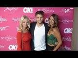 Stassi Schroeder, Tom Schwartz, Kristen Doute OK! So Sexy LA 2016 Red Carpet