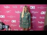 Barbie Blank aka Kelly Kelly ★ OK! So Sexy LA 2016 Red Carpet #WWE #Wrestler