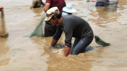 Thousands make big catch at Chinese fishing festival
