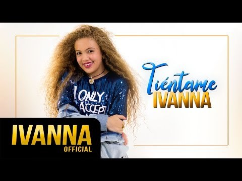 Ivanna - Tiéntame [Official Lyric Video]