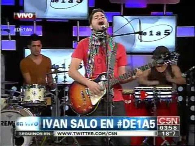 IVAN SALO EN C5N - De 1 a 5