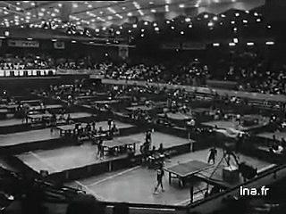 1971 (WCTT) Nagoya Jacques Secretin - Pak Sin-Il