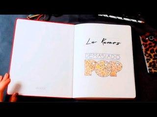 Lu Ramos - Demasiado Pop (Lyric Video)