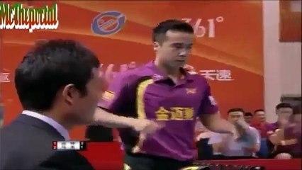 High Speed Table Tennis -
