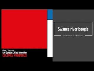 Swanee river boogie. Leo Caruso & Club Mondrian CD COLORES PRIMARIOS
