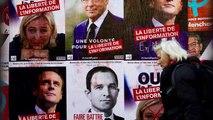 Sondage présidentielle : Le Pen et Macron en recul, Mélenchon et Fillon remontent