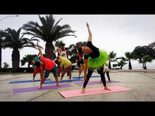 MEDITACION DE APERTURA / Olanda Yoga Music and Fun