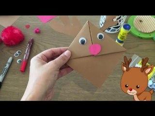 Aprende a hacer un regalo de Navidad - Olanda y la Caja Mágica