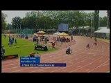 Athletics -  men's 400m T54 semifinals 1  - 2013 IPC Athletics World Championships, Lyon