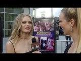 """Sara Paxton Interview """"Sundown"""" Los Angeles Premiere Red Carpet"""