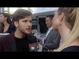 """Devon Werkheiser Interview """"Sundown"""" Los Angeles Premiere Red Carpet"""