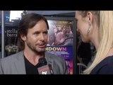"Director Fernando Lebrija Interview ""Sundown"" Los Angeles Premiere Red Carpet"