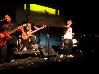 LEGHOST Live @ SKATEPARTY VOL2 - 2011