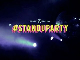 Radagast Standup Party Comedy Central