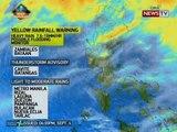 NTVL: Weather update