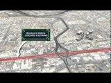 Vidéo 3D sur la réalisation du 3e Pont riviera-Marcory, (Henri Konan Bedié)