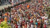 Bangladesh aparca las diferencias religiosas para celebrar su año nuevo