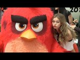 """Brec Bassinger """"The Angry Birds Movie"""" Los Angeles Premiere Red Carpet"""