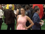 """Draya Michele """"The Angry Birds Movie"""" Los Angeles Premiere Red Carpet"""
