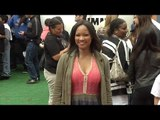 """Garcelle Beauvais """"The Angry Birds Movie"""" Los Angeles Premiere Red Carpet"""