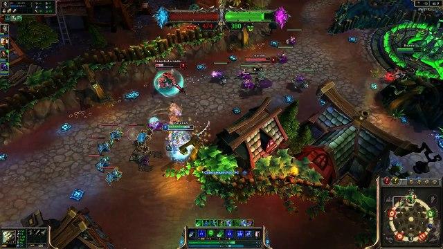 Let's Play League of Legends: Dominion Yi 5er Premade (Knapp...knapper...Dominion!)