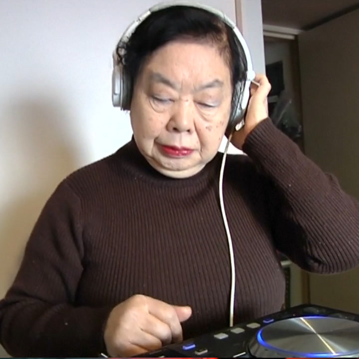 This 82-year-old makes dumpling's by day and spins tunes at night [Mic Archives]
