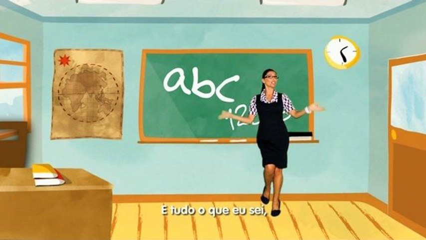 Sónia Araújo - A Professora