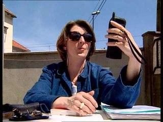 STRIP TEASE - Brigitte au boulot