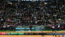 NBA Sundays - Pierce Hits 3 and Interview in Boston