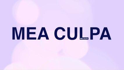 Souf - Mea Culpa