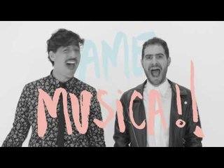 DAME MUSICA - CHORUS (video oficial)