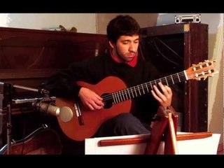 """""""Manhã de Carnaval"""" - Fernando Campisi, Guitarra"""