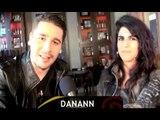 Emmanuel Danann en el programa Rock in TV (Entrevista en TV)