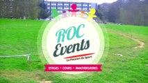 Montage vidéo réalisé par les stages [Informatique/Montage vidéo] de Roc Events