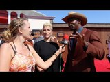 Terry Crews & Rebecca On Their Ideal Date Night ACCAs 2016 Red Carpet