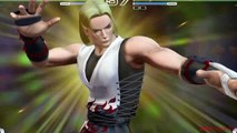 The King of Fighters XIV All Andy Bogard CLIMAX Special, MAX Super Moves & Super Moves