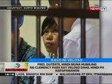 DFA Sec. Yasay: Hindi nagbigay ng 'go signal' si Pres. Duterte sa pagbitay kay Mary Jane Veloso