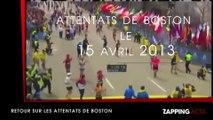 Attentats de Boston : Quatre ans après, souvenez-vous du drame (Vidéo)