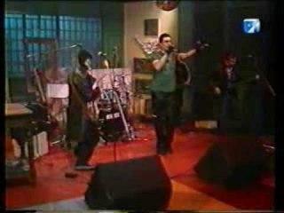 Richter - Televidente (En vivo: Cultura Cero)