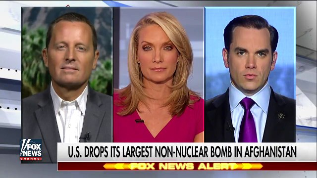 What are the implications of US using MOAB against ISIS-