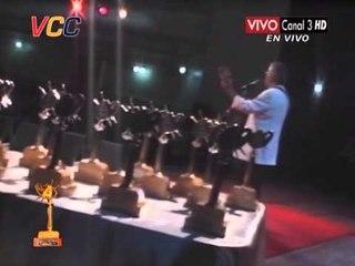 Yábor canta y es distinguido con el Premio Morosoli de Plata 2014 - Tetaro Lavalleja, Minas Uruguay