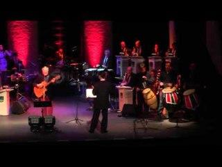 MEMORIA AZUL  - Yábor, en su homenaje a través de la Orquesta Municipal de Colonia -