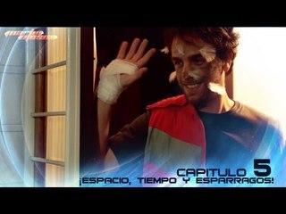 Martin Mosca - Capítulo 5 : ¡Espacio, tiempo y espárragos! (web serie)