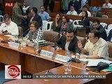 24 Oras: Gordon, bagong chairman ng Senate Committee on Justice and Human Rights