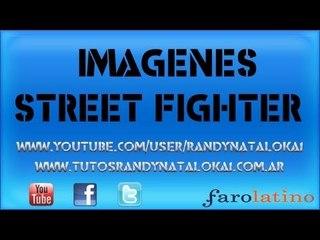 Pack de imágenes de street fighter  DISFRUTEN 