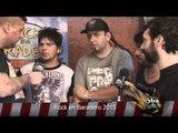 Otra Vuelta - Barrios Bajos - Rock en Baradero - Cobertura Periodística
