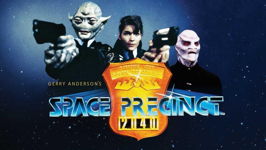 Space Precinct The Series Episode 1-Protect & Survive